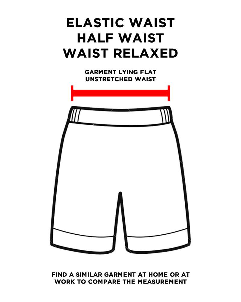 Uniform measuring size guide uniformnz half chest chest bust half waist nvjuhfo Gallery