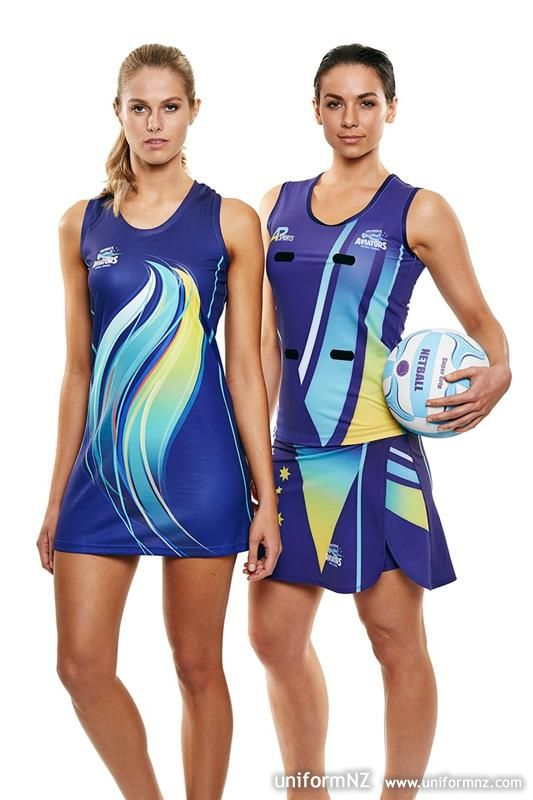 Custom Netball Uniforms - ASPCDRESS ASPCEDRESS ASPCSKIRT ASPCSKORT