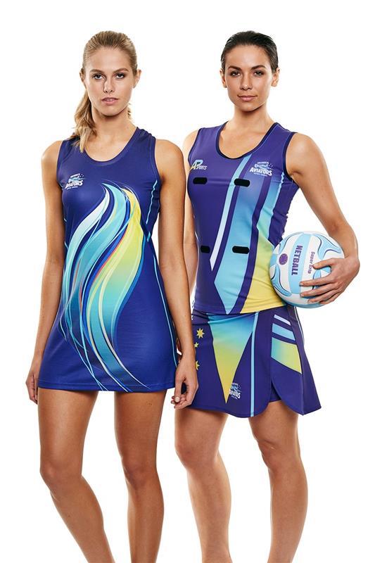 Custom Netball Dress Aspcdress Uniform