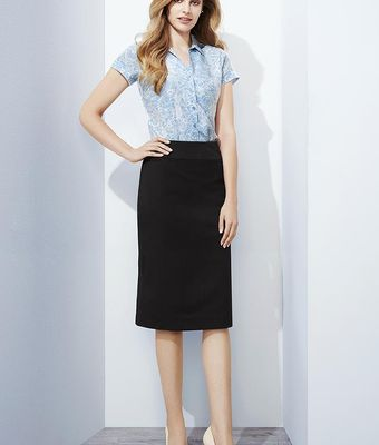 Cool Stretch Relaxed Fit Skirt
