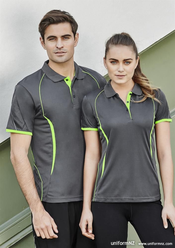 Mens and ladies razor polo p405ms p405ls uniform for Corporate shirts for men