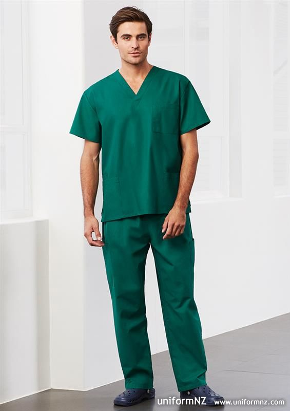 Unisex scrub top and pant h10612 h10610 uniform for Spa uniform south africa