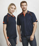 Fusion Cotton Backed Polo