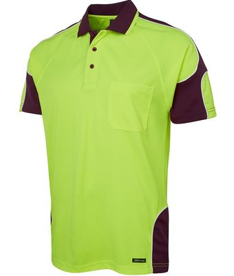 Hi Vis Arm Panel Polo