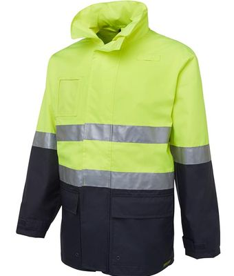 Hi Vis Long Line Jacket