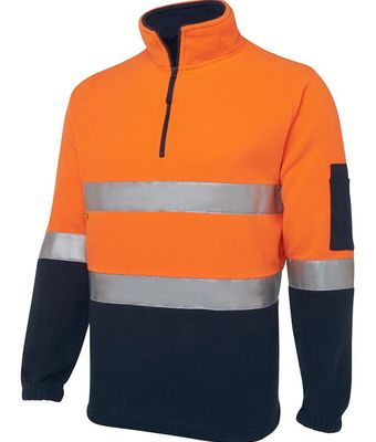 Hi Vis Taped Polar Fleece