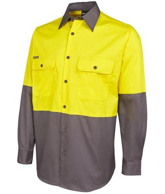 Hi Vis Work Shirt