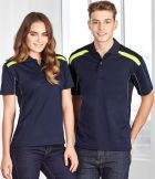 View Mens & Ladies United Polo Uniform Details