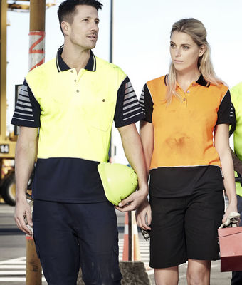 Mens and Ladies Zone Polo