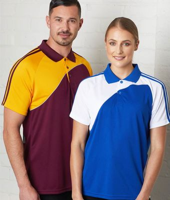 Quickdry Sports Polo